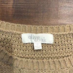 Olive & Oak Dresses - Olive and Oak knit sweater dress